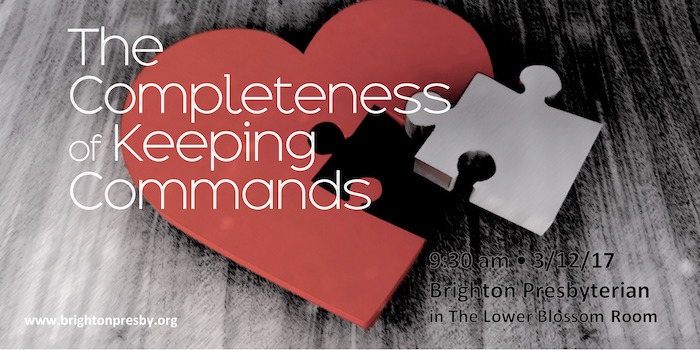 The Completeness of Keeping Commands