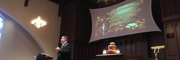 Pastor Tim Luddy