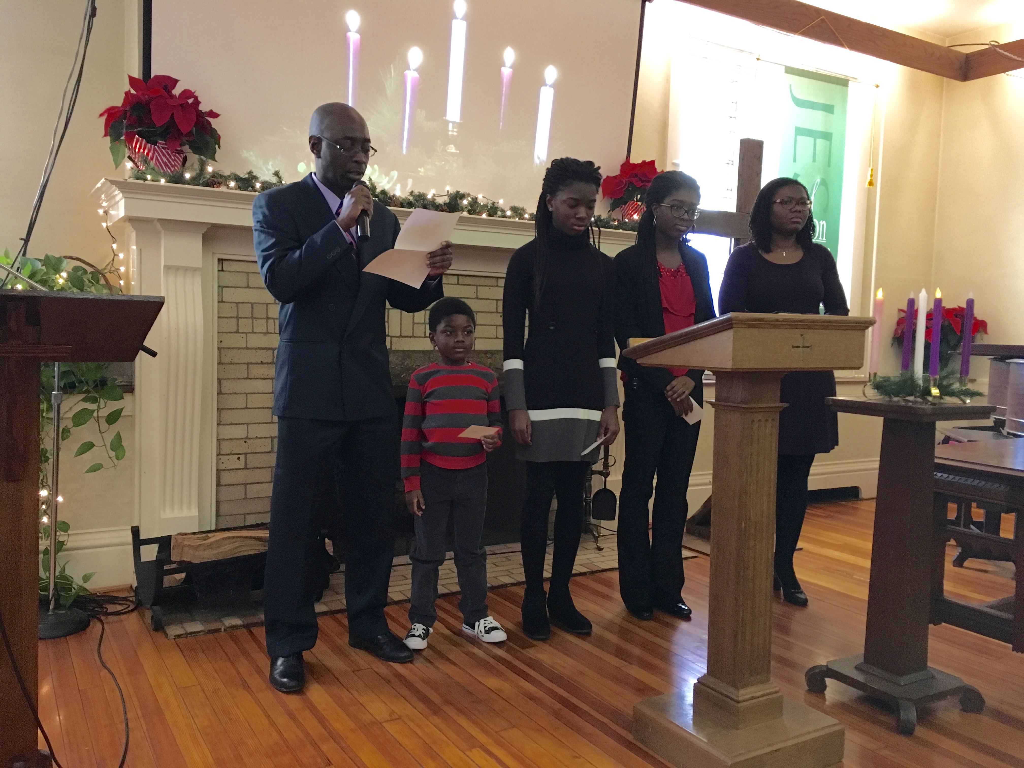 Advent, Christmas at 1775 East Ave, Rochester NY