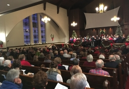 Robert Shewan Chorale, Advent, Christmas