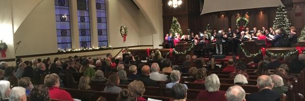 Robert Shewan Chorale, Advent, Christmas