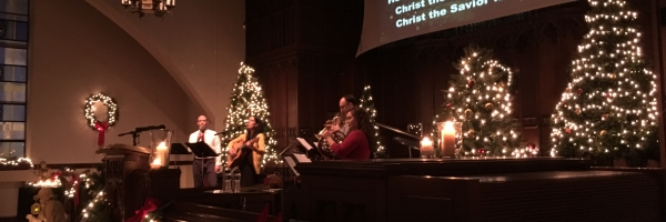 Advent, Christmas, 1775 East Ave