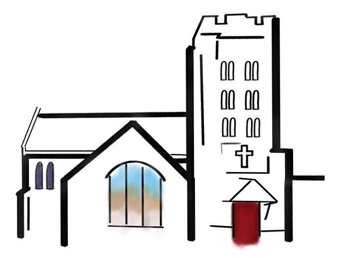 brighton-church-sketch