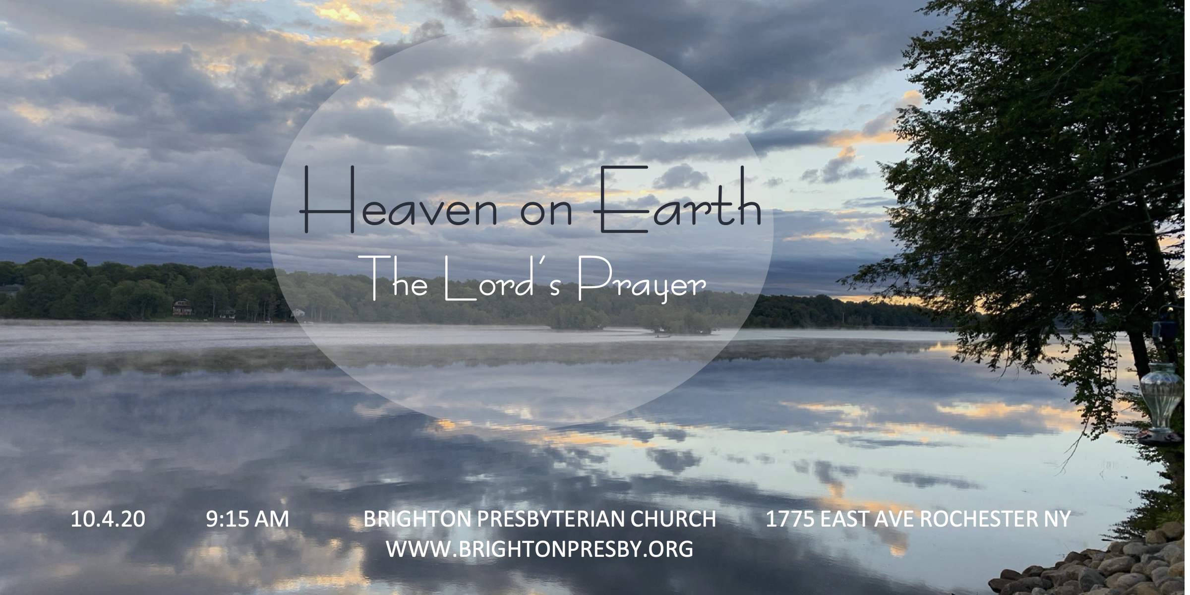 Heaven on Earth: The Lord's Prayer