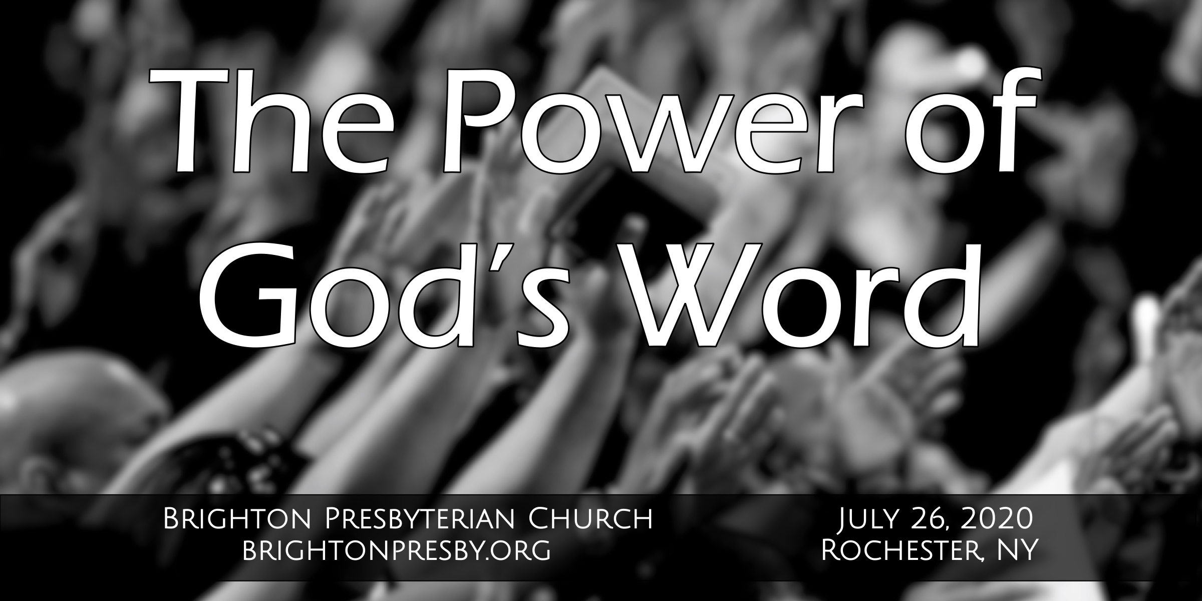 The Power of God's Word (Part 3 of 1 Thessalonians Series)
