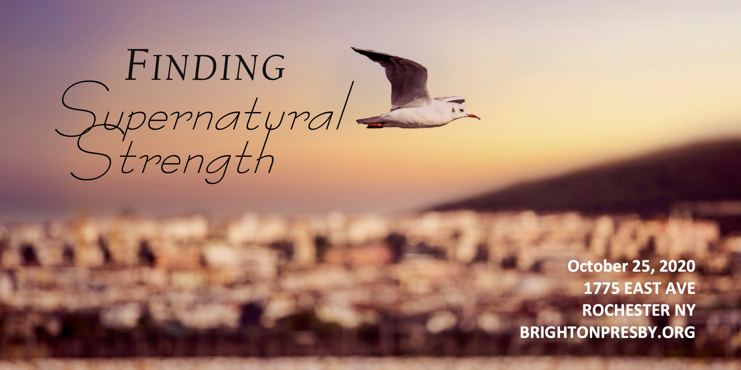 Finding Supernatural Strength (Part 11 of Thessalonians Series)