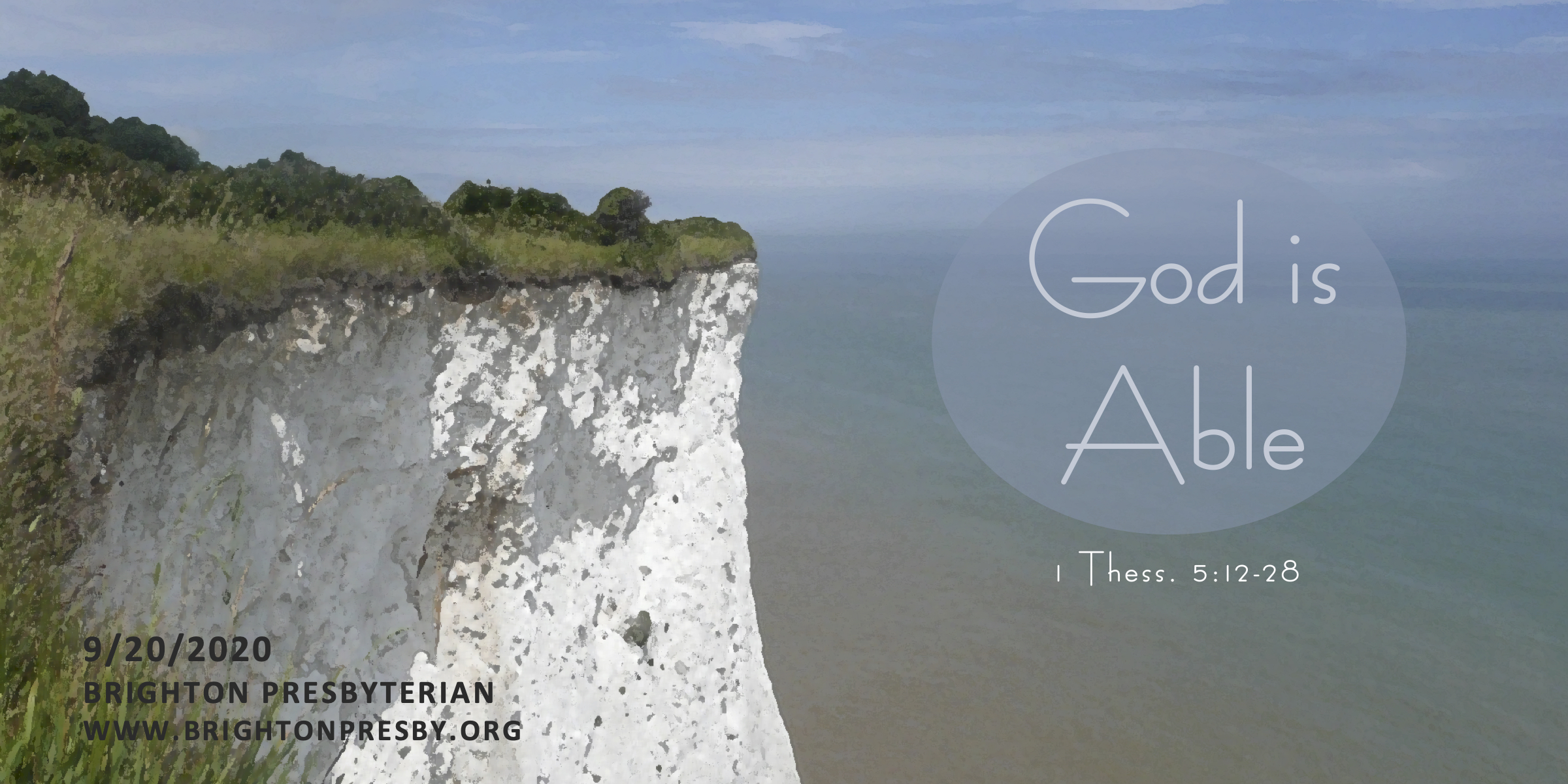 God is Able (Part 7 of 1 Thessalonians Series)